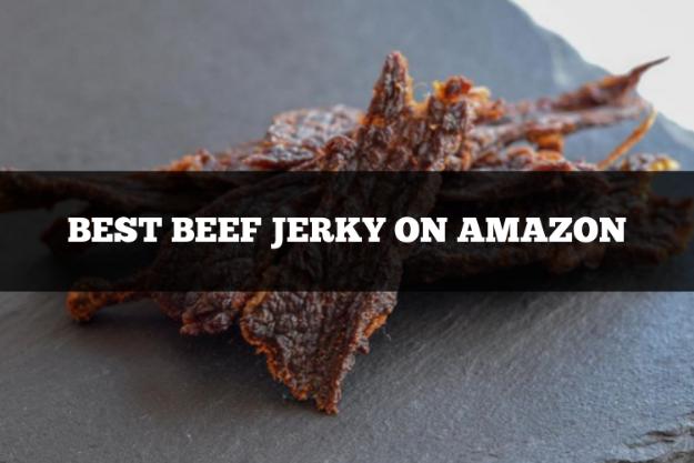 best beef jerky on amazon