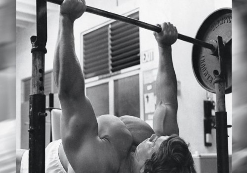 arnold schwartzenegger close grip bench press