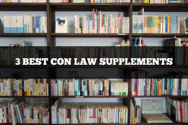 3 best constitutional law supplements
