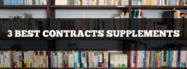 3 best contracts supplements