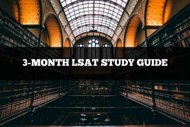 3-month LSAT study guide