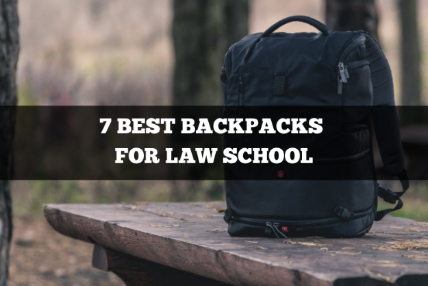 7 best backpacks for law school