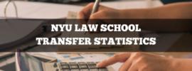 NYU Law Transfer Statistics