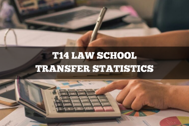 T14 Law School Transfer Statistics