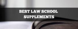 best law school supplements