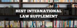 best international law supplement