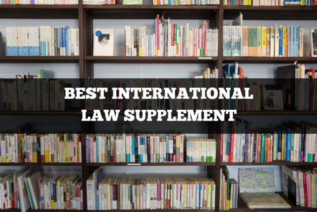 best international law supplement