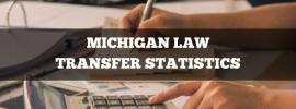 michigan law transfer statistics