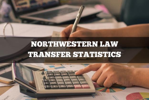 northwestern law transfer statistics