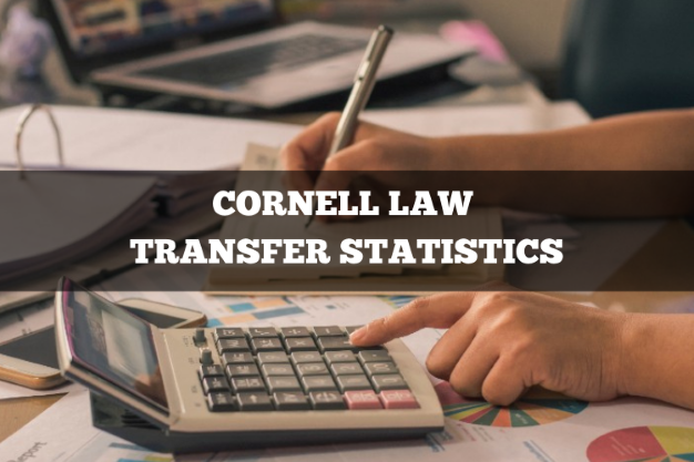 Cornell law transfer statistics